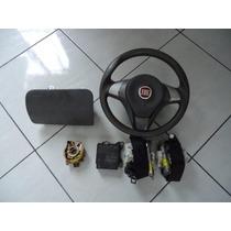 Kit Airbag Palio Novo Completo Com Volante 2013/2014/2015