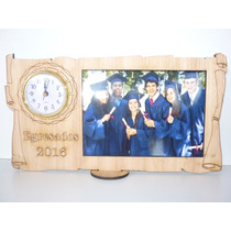 36 Souvenir Reloj Portaretrato Egresados 2016 Originales