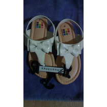 Sandalias Importadas Fiesta Niñas