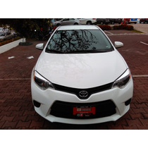 Toyota Corolla Base Manual 2014