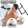 Iron Gym Xtreme Barra Para Puerta Como En Tv