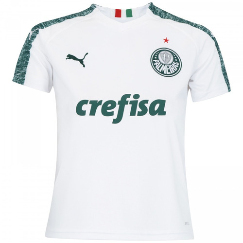 Nova Camiseta Oficial Palmeiras 2019 Puma Super Promoção - R  129 6ef17ac6b32ee
