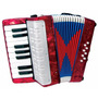 Acordeon Sanfona Infantil 8bx 17 Teclas Child Prodyg