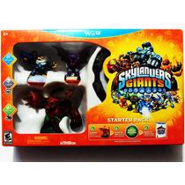 Skylanders Giants Nuevo - Nintendo Wii U