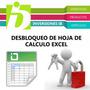 Desbloqueo De Hojas De Calculo Excel Password Reseteo Clave