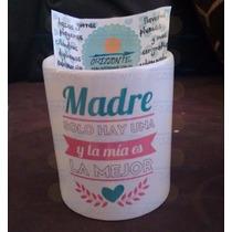 Taza Para Regalo 10 De Mayo Mamá Barato Personalizado