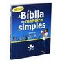 A Bíblia De Maneira Simples - Brochura-tam 15 X 19 Cm
