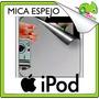 Mica Protector Espejo O Transparente Ipod Nano 6g + Paño