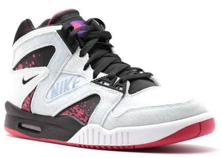 more photos 5450b 16a39 Nike Retro Nike Air Tech Challenge Hybrid Denim Sneaker -  1,799.00 en  Mercado Libre