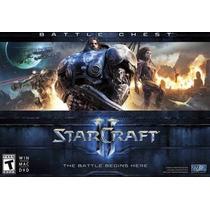Starcraft 2 Battle Chest Dvd Ingles Original Y Nuevo