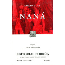 Nana - Emilio Zola
