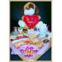 Desayuno Romantico Aniversario Dia De La Madre Con Peluche