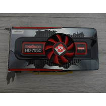 Placa De Vídeo Amd Ati Diamond Radeon Hd 7850 2gb Ddr5