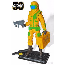 # Gi.joe Clean Sweep Força Eco Zombie Initiative Joecon 2014