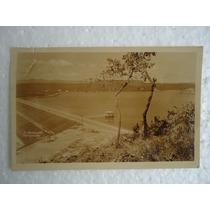 Cartão Postal Foto Antigo Pampulha Belo Horizonte-mg Anos 50