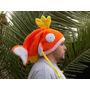 Crochet - Gorro Magikarp - Pokemon