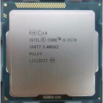 Processador Intel Ivy Bridge Core I5 3570 3.40ghz 6mb Lga115