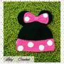 Gorro De Minnie Mouse