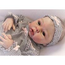 Bebê Reborn Ana Bella Super Promoção De Ano Novo