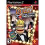 Buzz! The Hollywood Quiz Ps2 Original Novo Lacrado