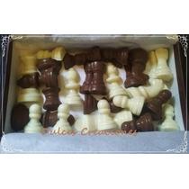 Ajedrez Dominó Herramientas Bombones Chocolate Día Del Padre