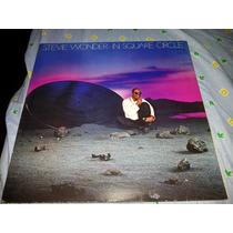 Lp Vinil Stevie Wonder - In Square Circle Com Encarte.