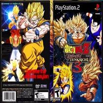 Dragon Ball Z Budokai Tenkaichi 3 Game Ps2 Patch