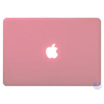 Acro Funda Crystal Case Mate Rosa Pastel Macbook Pro 13