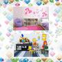 Vinil Kit Figuras Decorativas Infantiles 66x66cm