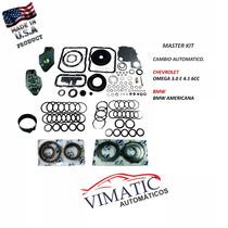 Masterkit Cambio Automático 4l30e Omega Nacional 92-98/ Bmw