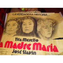 Afiche De Cine Antiguo Tita Merello