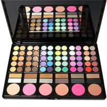 Maquiagem Profissional - Paleta Sombras 78 Cores - Sp78#1