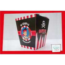 Cajas Personalizadas / Cumpleaños / Pirata Jake