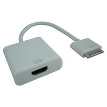 Cabo Adaptador Hdmi P/ Iphone/tablet Apple - 9455