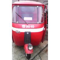 Triciclo Bajaj En Buen Estado !!