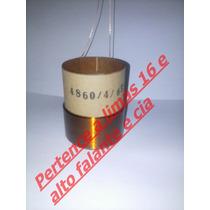 Bobina Para Alto Falante Pioneer Ts-w309 48,50/4/65 Ed