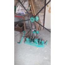 Maquina Manual De Inyeccion De Plastico Vulcano
