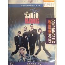 The Big Bang Theory - La Teoria Del Big Bang Temporada 2 Y 4