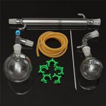 Kit Quimica Laboratorio Destilación Borosilicato Destilado