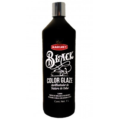 Color Glaze 1 Lt. Royal Margrey Linea Black - $ 546.00 en Mercado Libre