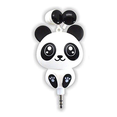 Panda De Dibujos Animados Retráctil Lindo 35mm Cat Panda