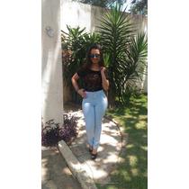 Calça Jeans Colors Skinny Lançamento Primavera Verão 2017