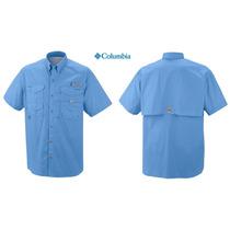 Camisa Columbia Bonehead Para Caballero