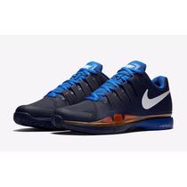 Tenis Nike Zoom Vapor 9.5 Tour 2016 Roland Garros Federer