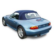 Toldo Suave Capota Bmw Z3 & M Convertible 1996-2002 Azul