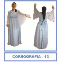 Vestidos De Coreografia Transpassado