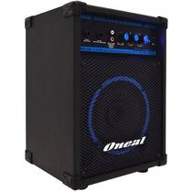 Caixa Amplificada Oneal 30 Watts Rms Ocm180 Multiuso