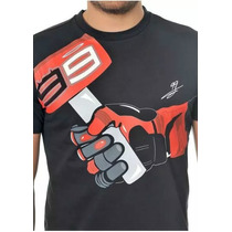 Camisa Jorge Lorenzo Motogp 99 T - Lm Motos