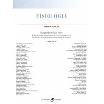 Fisiologia - 3ª Edição - Margarida De Mello Aires - Ebook