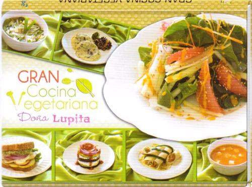 Cocina vegetariana do a lupita en mercado libre for Cocina vegetariana